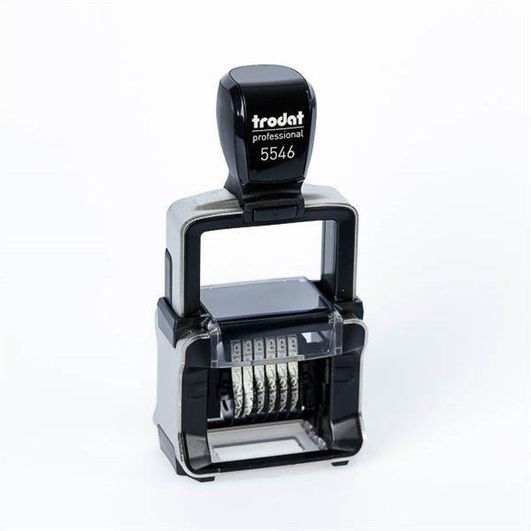TRODAT Professional 5546 4.0 Ziffernstempel
