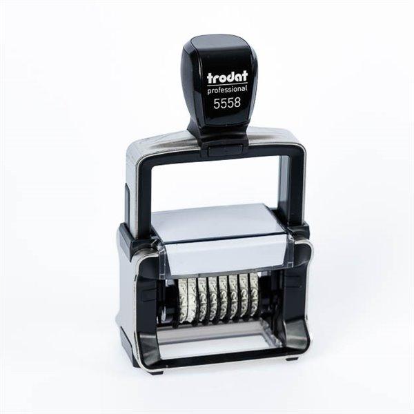 TRODAT Professional 5558 4.0 Ziffernstempel
